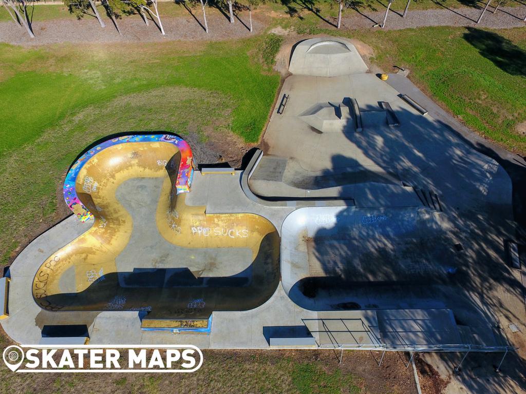 Hoppers Crossing Skatepark