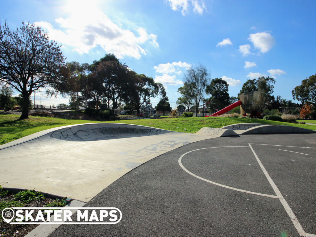 Park Mini Skate Park Reservoir