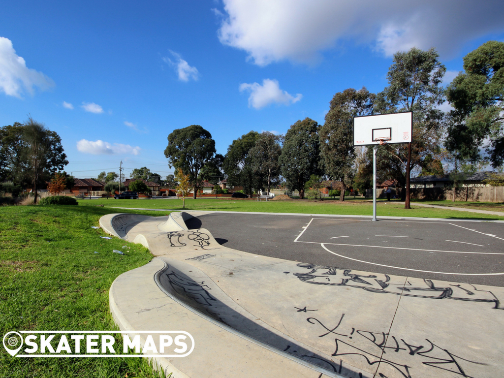 Reservoir mini Skate park
