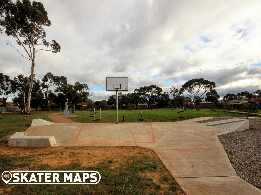 Eldan Park Skatepark