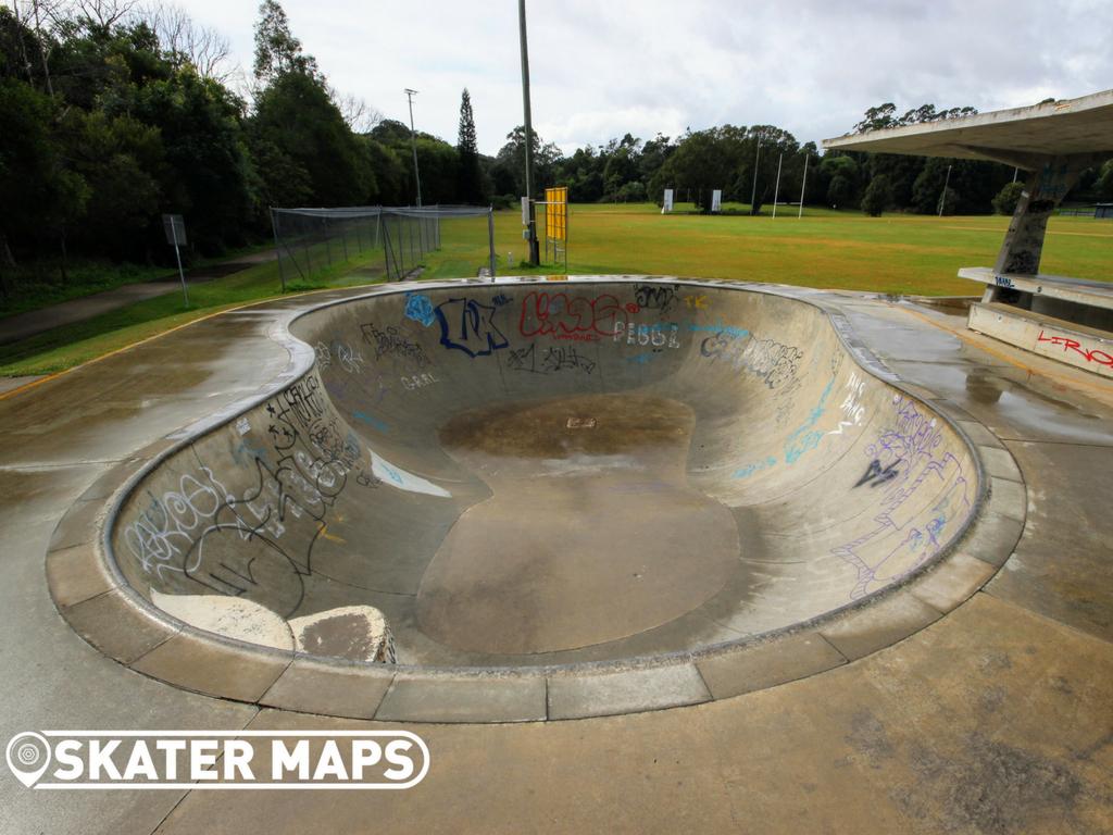Bangalow Skatepark NSW