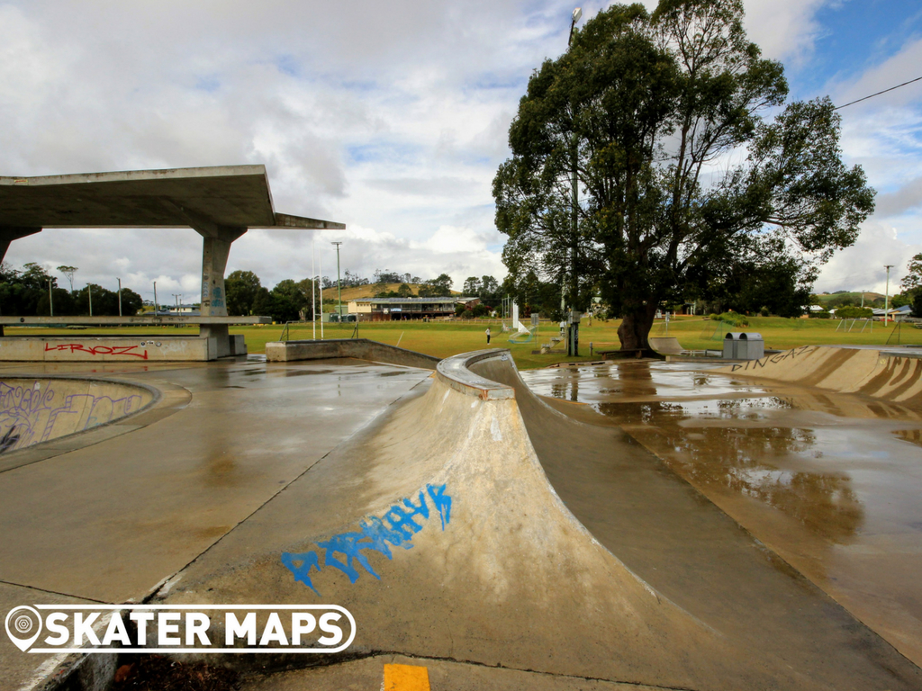Bangalow Skatepark NSW Skate Parks