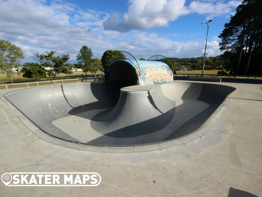 Elanora Skatepark QLD Skate Bowl Australia