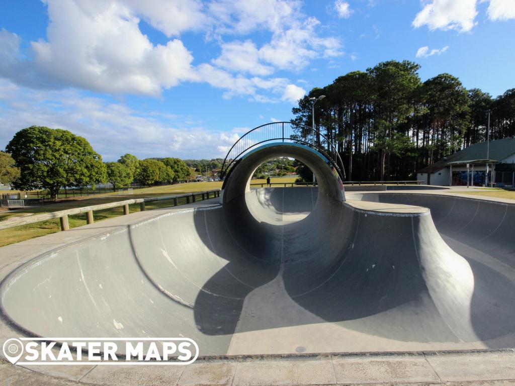 Elanora Skatepark QLD