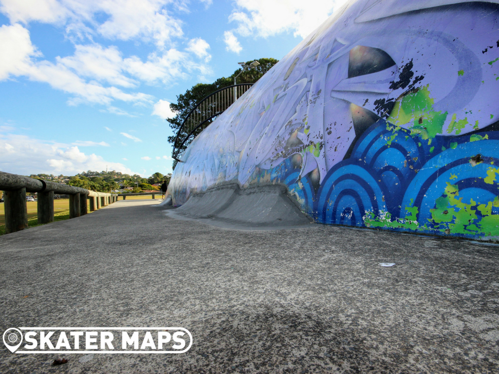 Elanora Skate Bowl Gold Coast QLD Skateparks