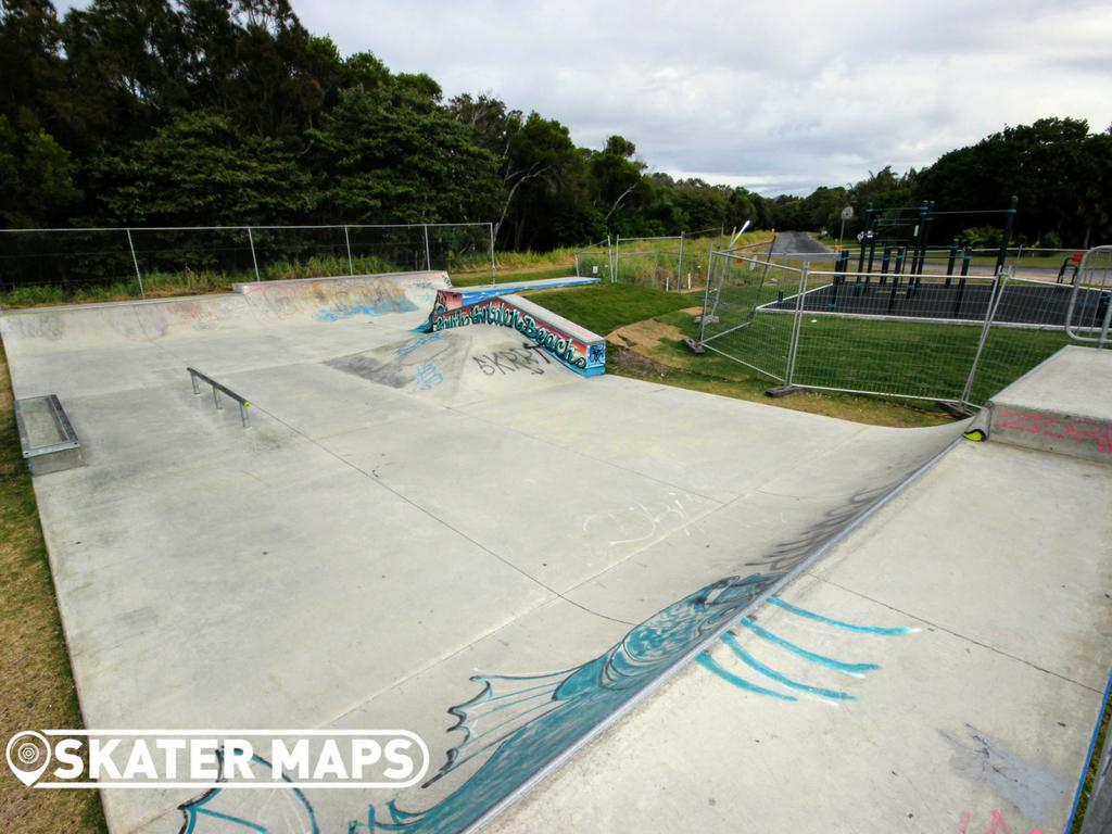 South Golden Beach Skatepark