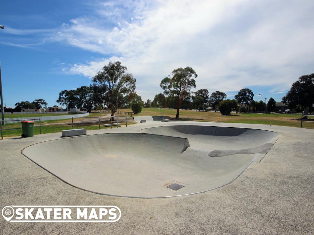 Craigieburn Skate Bowl Skatepark Melbourne Vic
