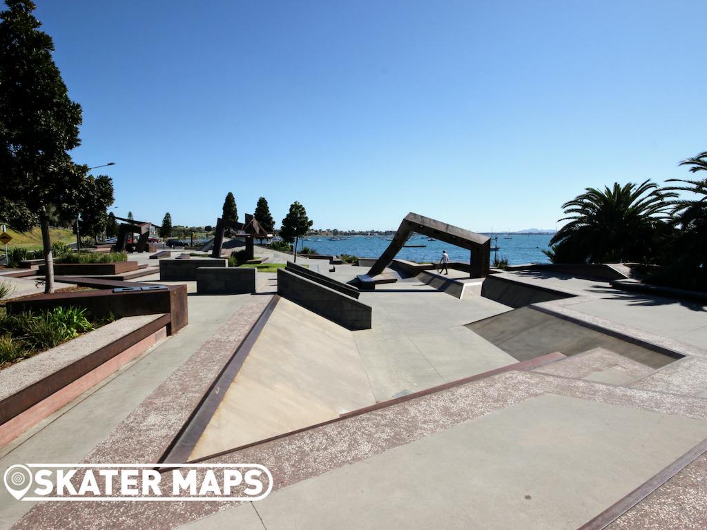 Geelong Waterfront Skatepark