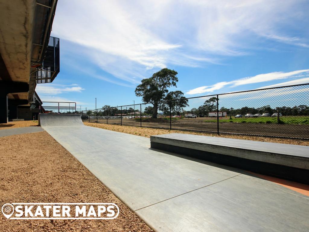 New Mernda Skateboard Park Melbourne Vic