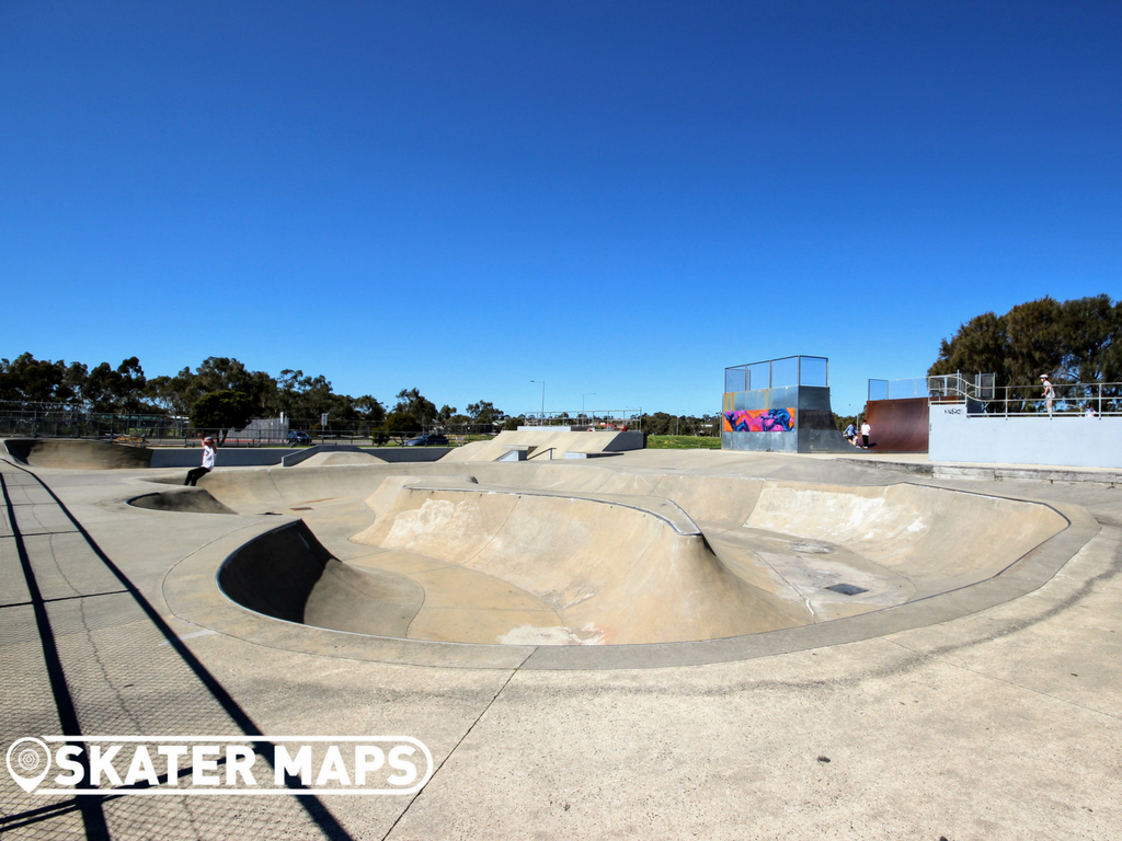 Waurn Ponds Skatepark