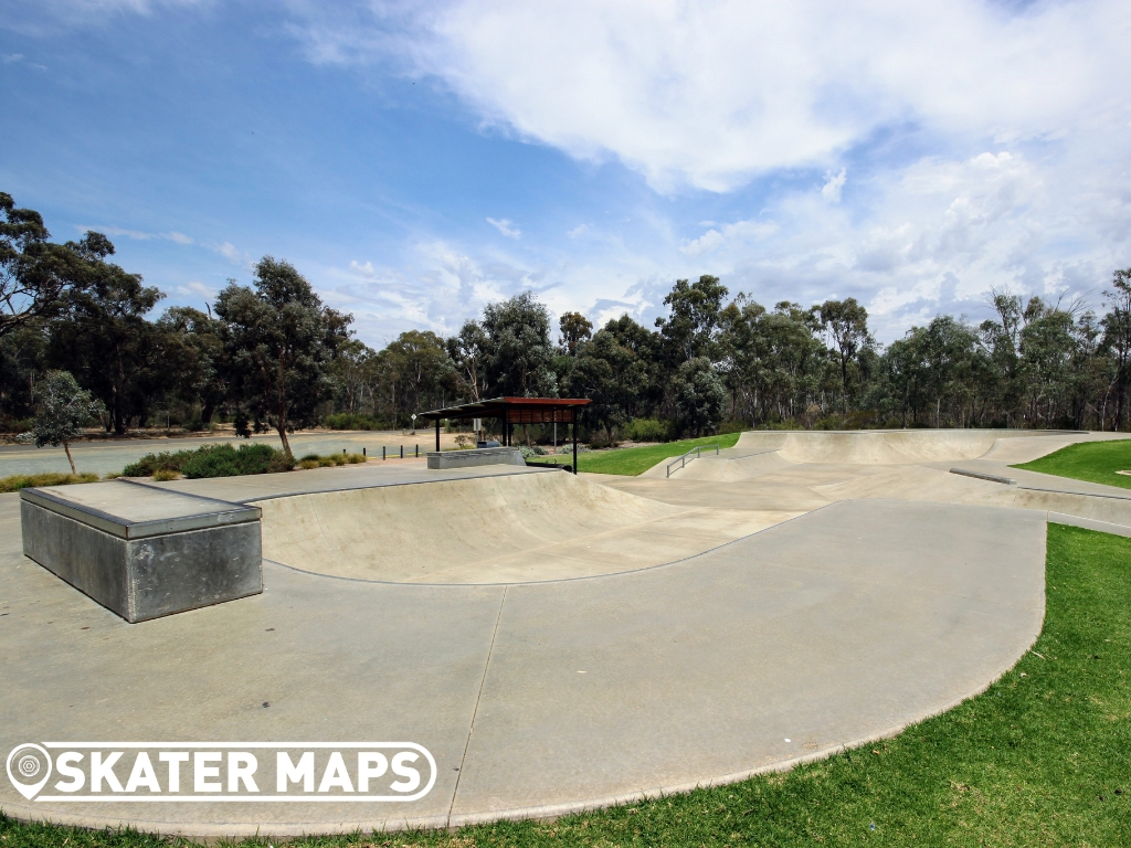 Moama Skate Park NSW Skateparks Near Me