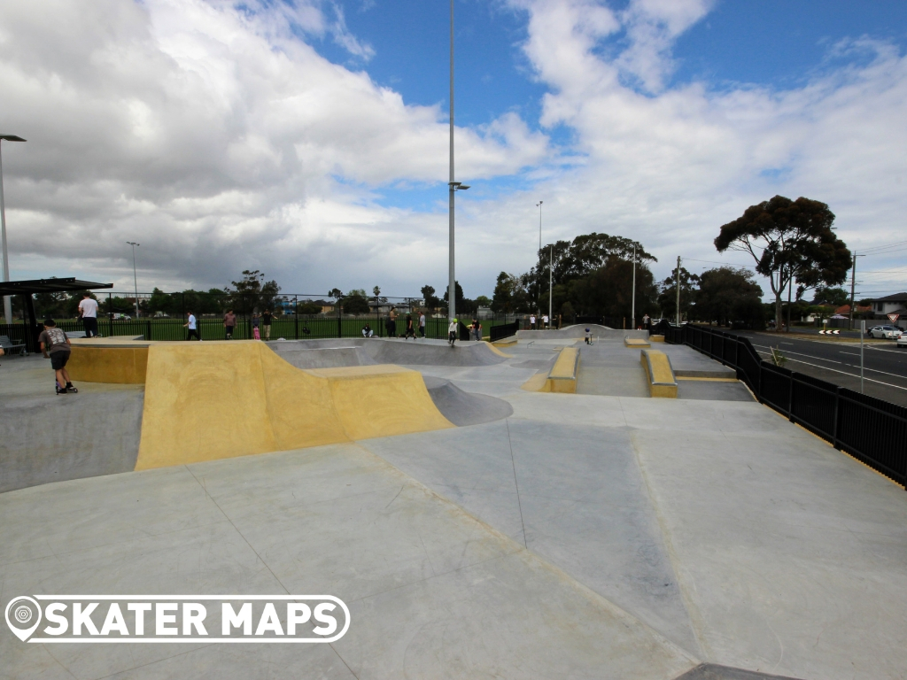 New Bentleigh East Skatepark