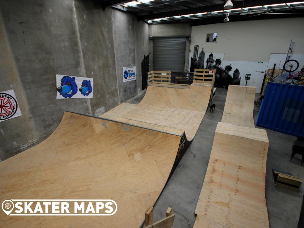 Public Meyham Private indoor Skate Park Melbourne