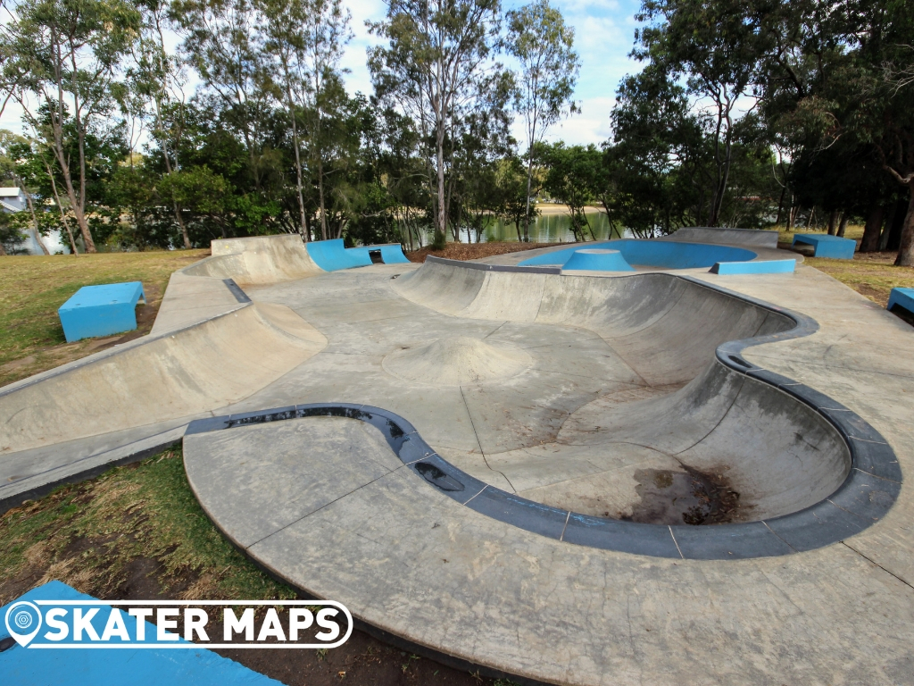 Salk Oval Skatepark Gold Coast QLD Skate Bowl
