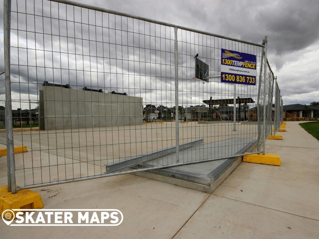 Sunbury Fields Skatepark Melbourne Vic