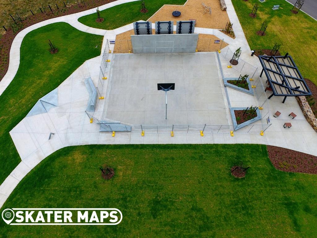 Sunbury Fields Skatepark