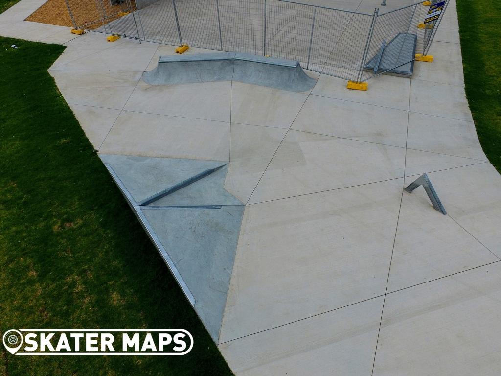 New Sunbury Fields Skatepark Victoria Australia