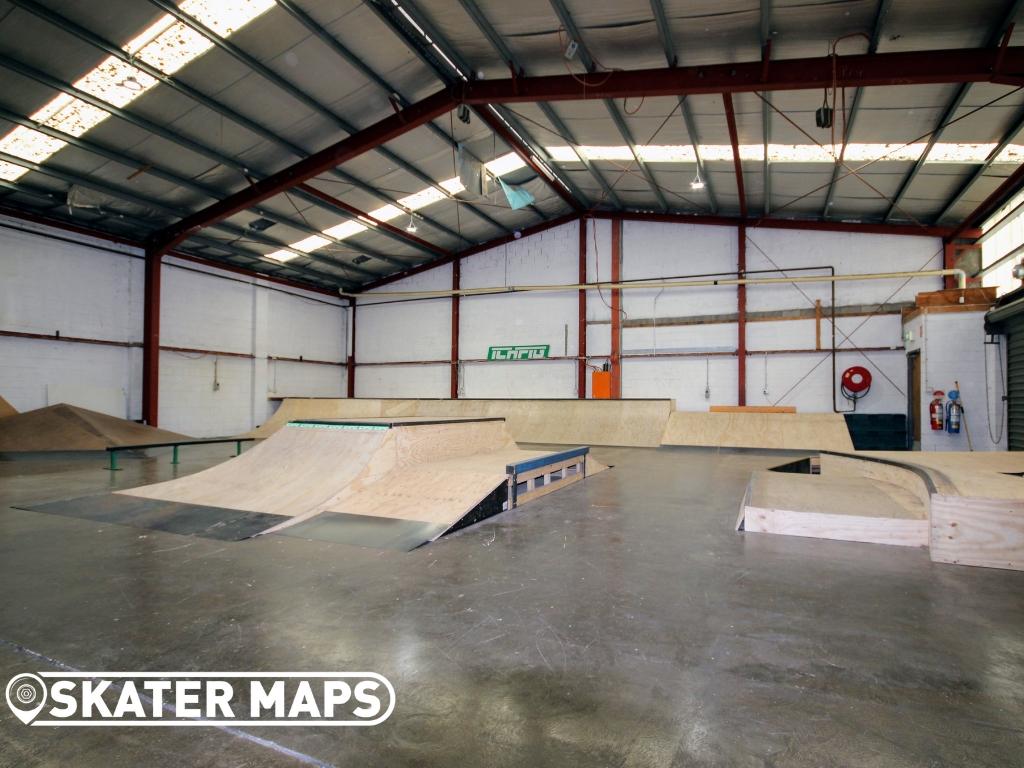 Ichpig VIP Skatepark Brunswick Vic Australia