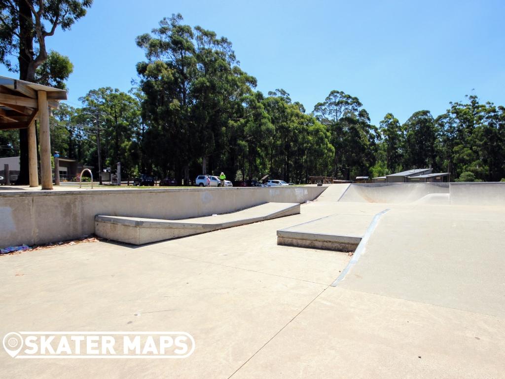 Australian Skateboarding Parks Kinglake Vic