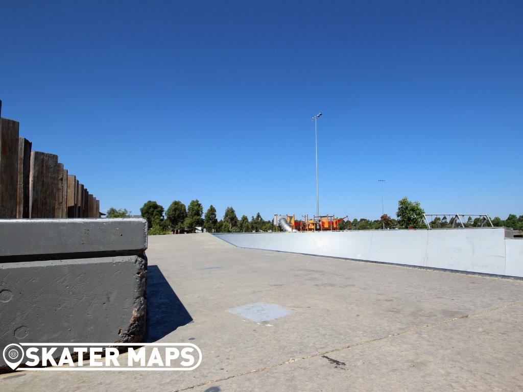 Laurimar Skate Bowl Victoria Australia