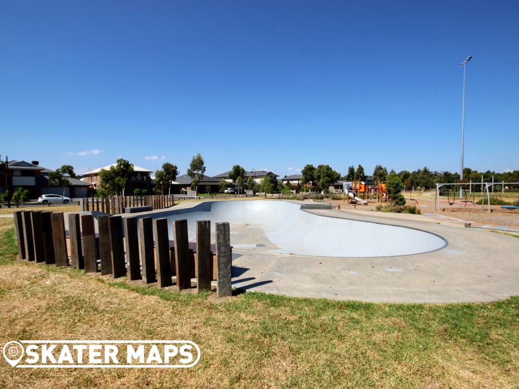 Laurimar Skate Bowl, Victoria Australia