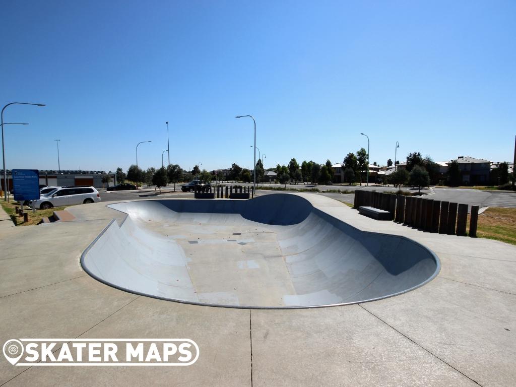 Greater Melbourne Vic Skateparks