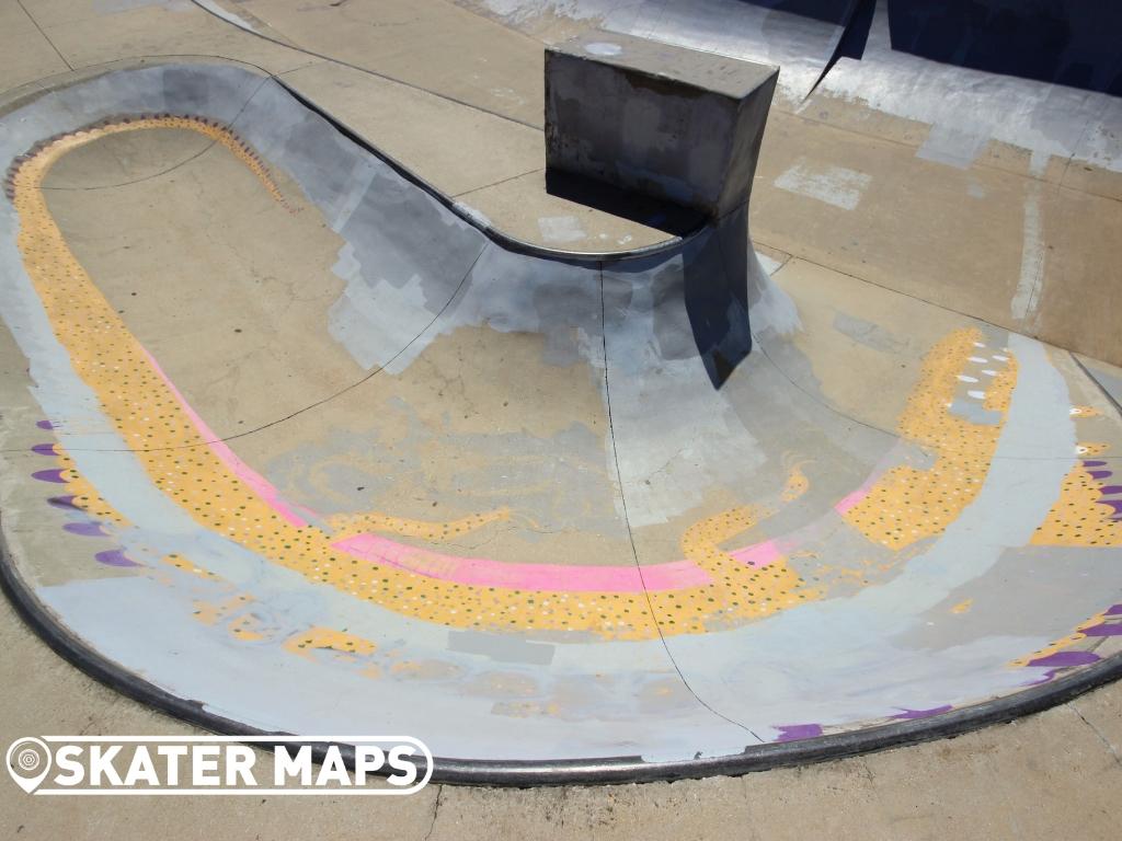 Whittlesea Skatepark Mini Ramp Vic Australia