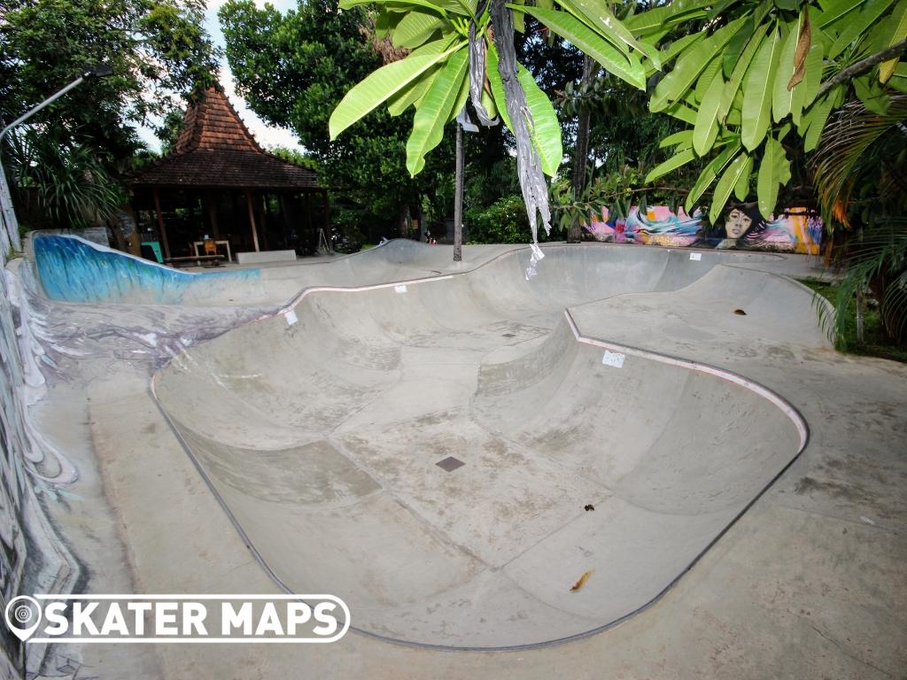 ESS Bali | Eat, Sleep & Skate Bali