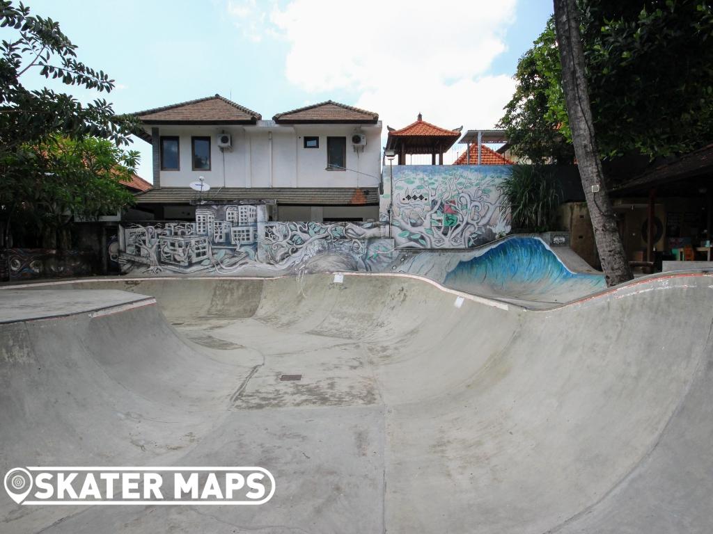 ESS Bali | Eat, Sleep & Skate