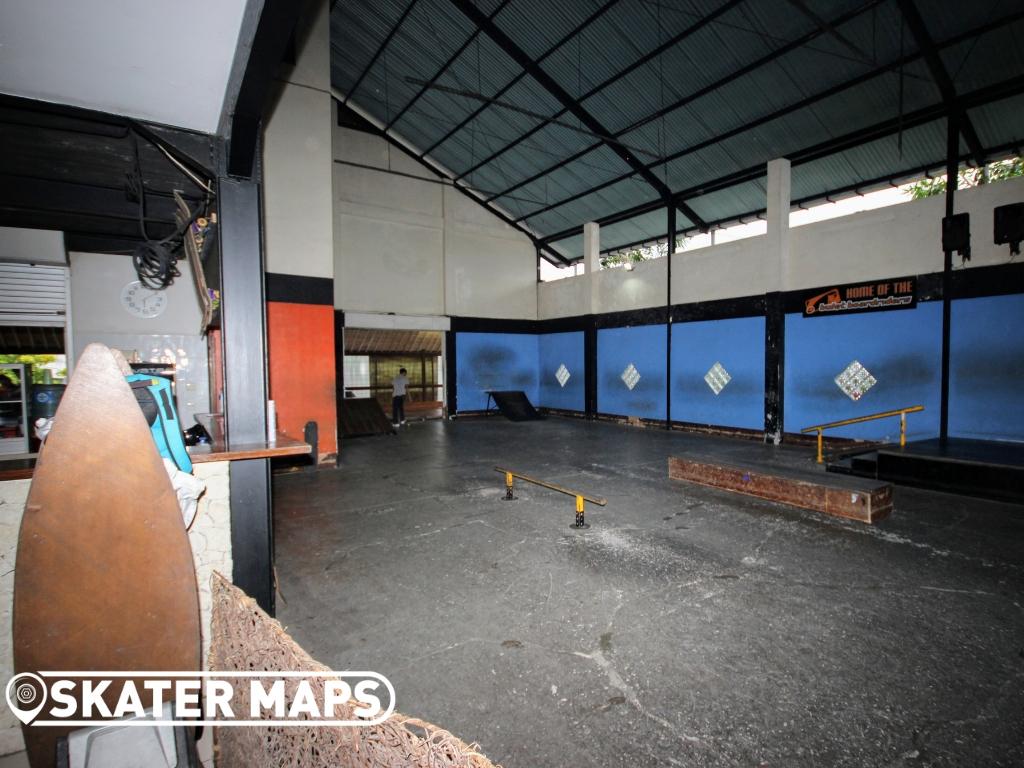 Elevate Skatepark Indoor Bali