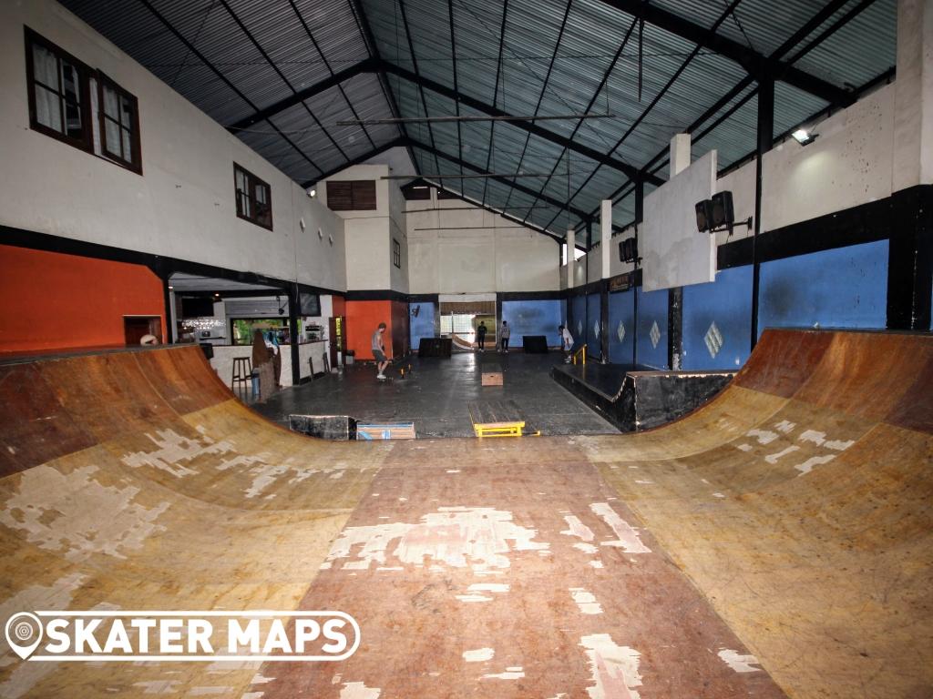 Bali Indonesia Skateboarding Parks