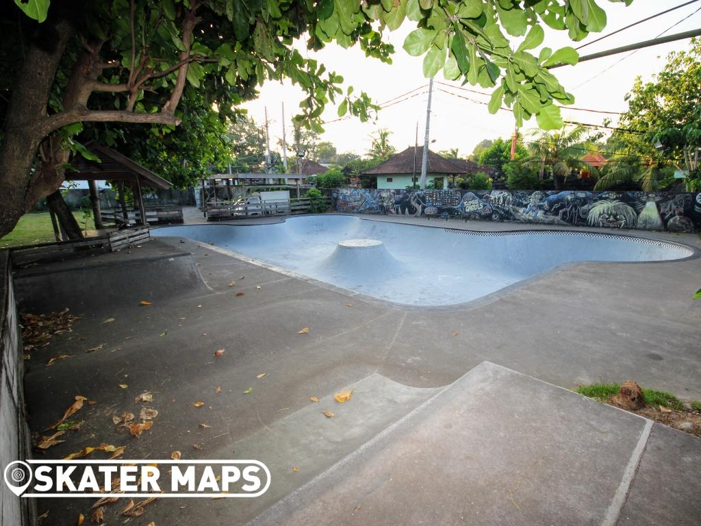 Globe Bali Skatepark