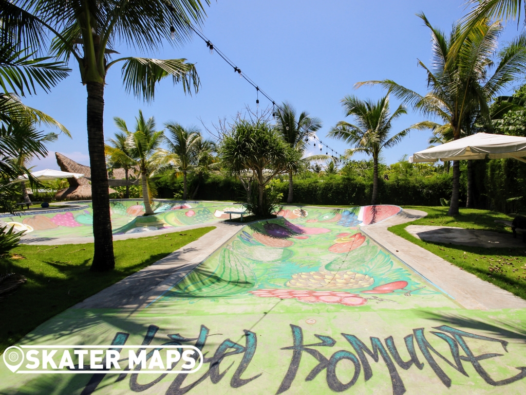 Bali Indonesia Skateboarding Parks by Skater Maps