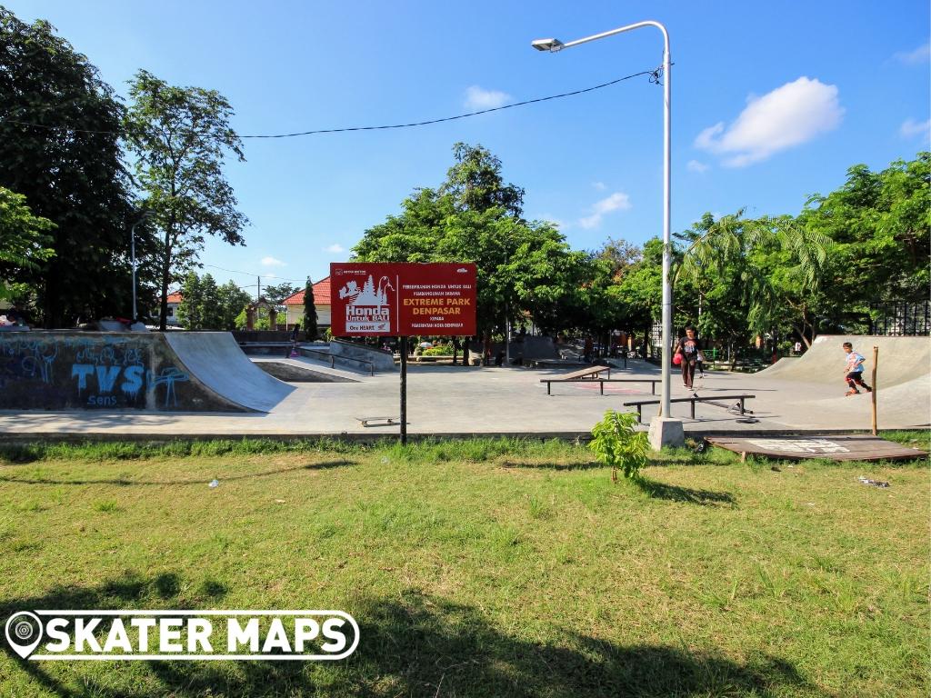 Lumintang Skatepark Denpasar