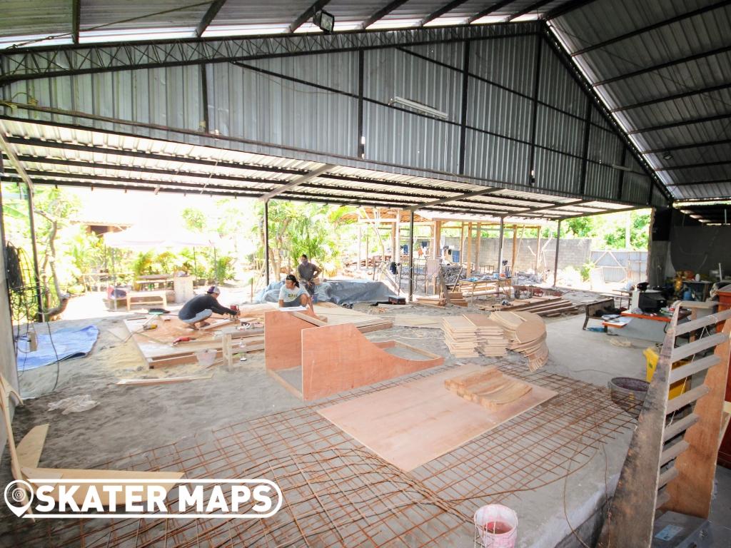 Motion Skatepark Kuta Bali