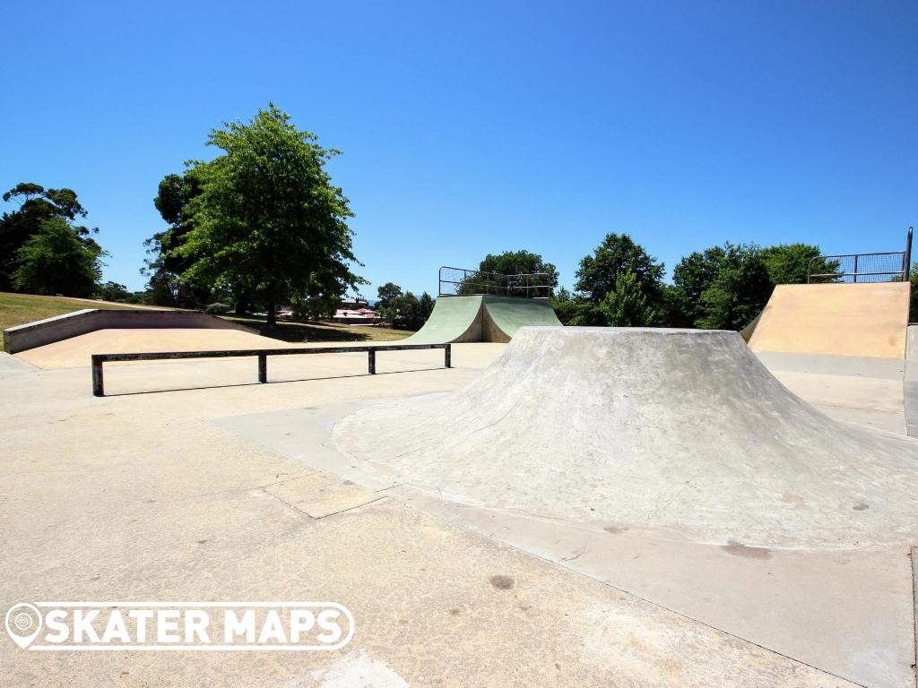 Yarra Glen Skatepark Victoria Australia