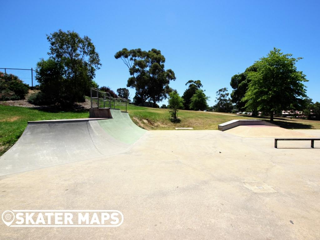 Yarra Glen Skatepark, Yarra Glen Victoria Australia