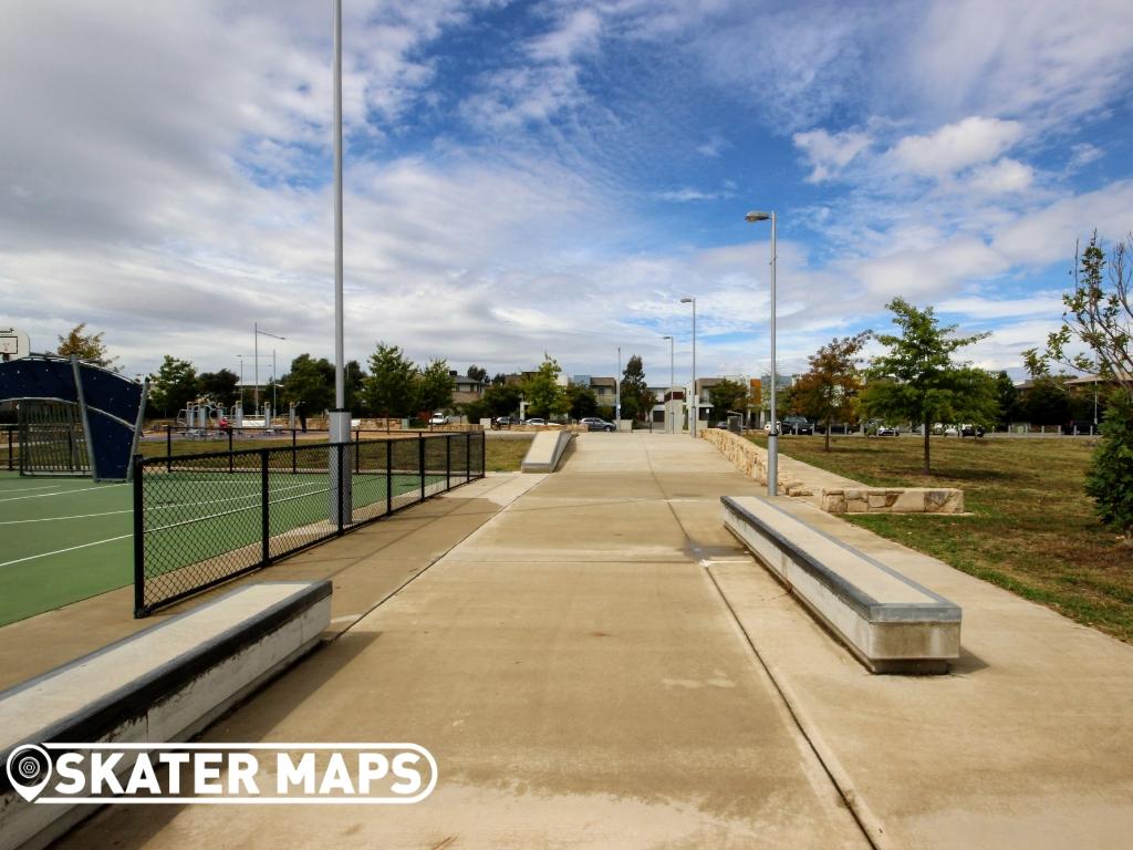 Crace Ledges Skatepark ACT Australia