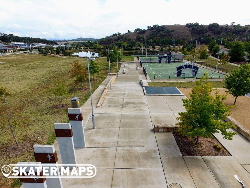 Street Park Canberra ACT Aus