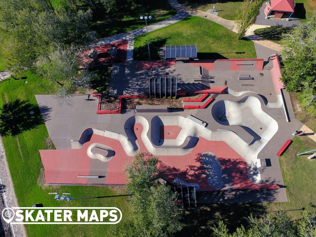 Eddison Skatepark
