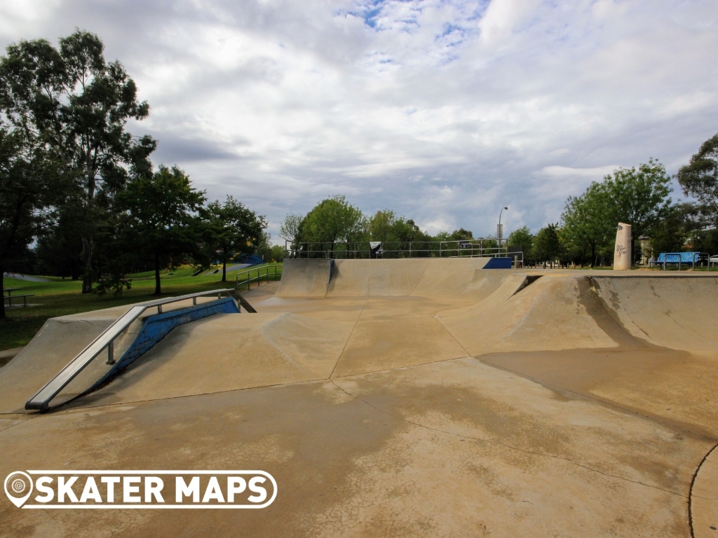 Gungahlin Skatepark Canberra ACT Australia