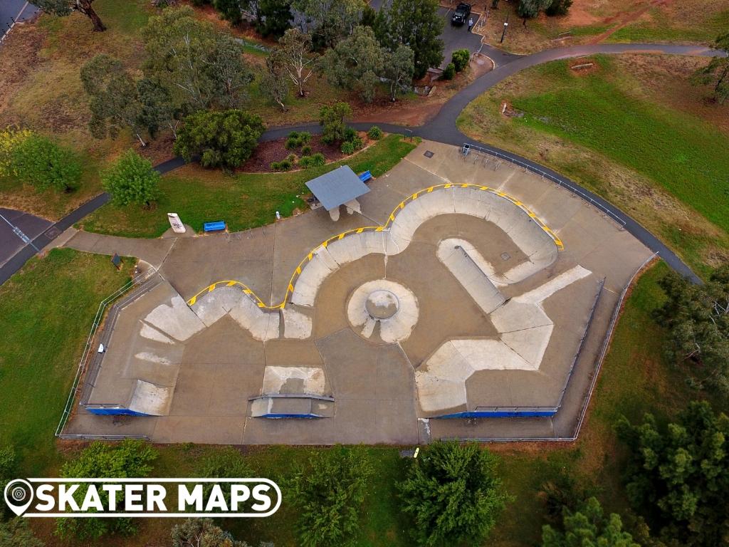 ACT Skateboard Parks Aus