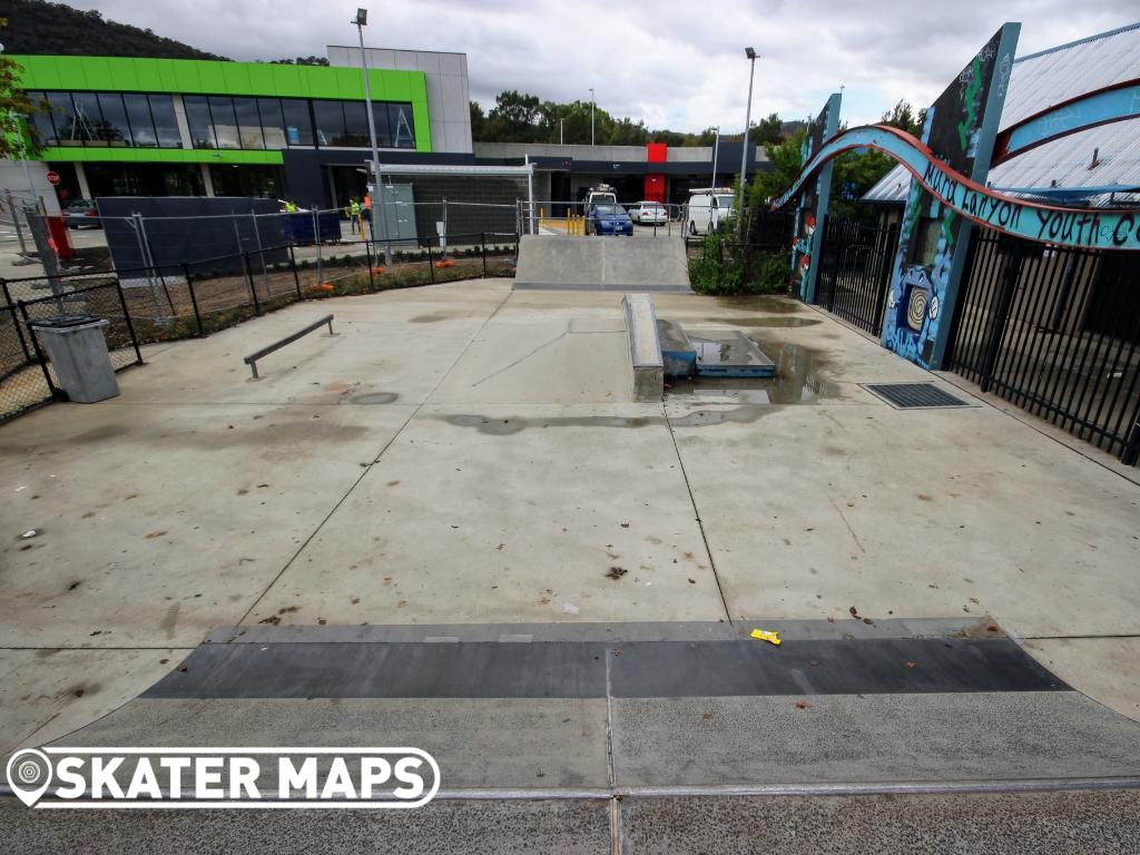 Lanyon Skatepark