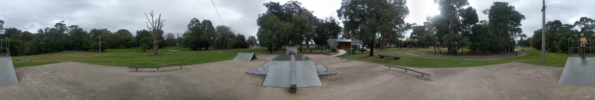Mallacoota Skateboard Park