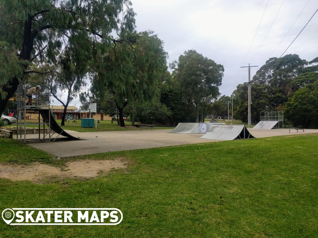 Mallacoota Skate Park, VIC AUSTRALIA