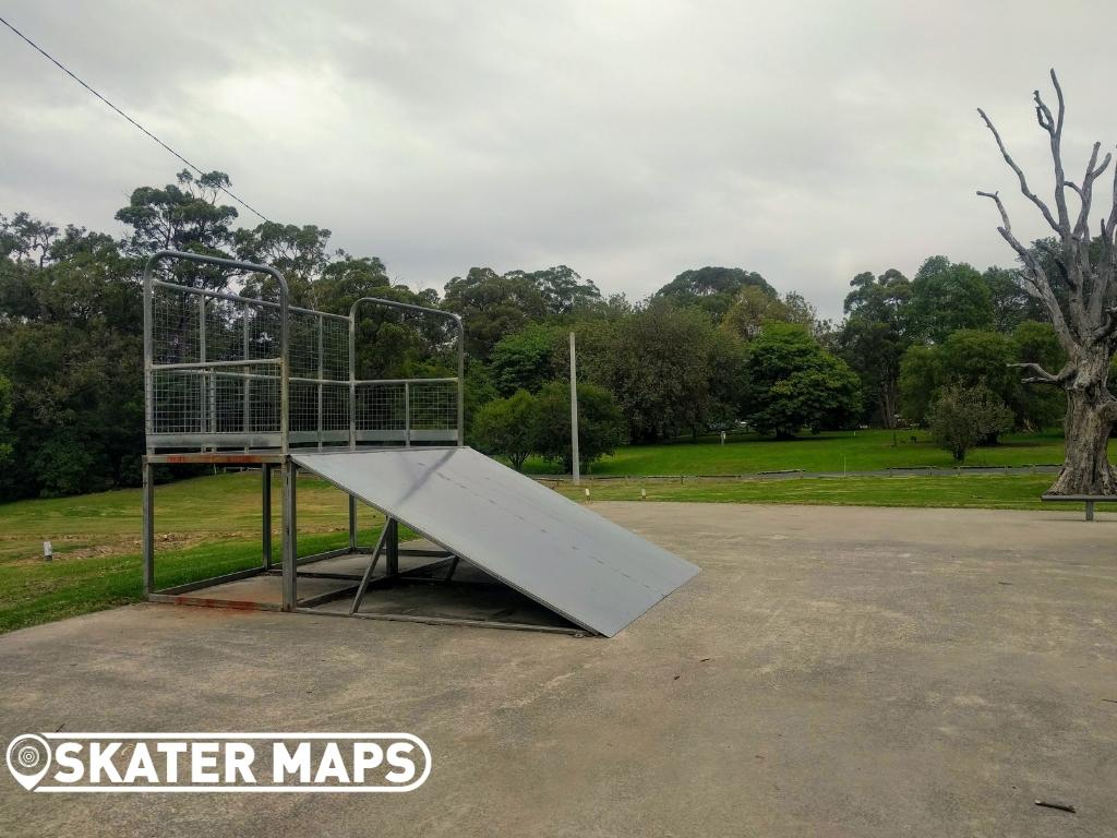 Bank / Ramp Mallacoota Skate Park