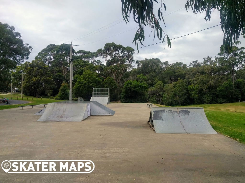 Mallacoota Skate Park Vic Australia