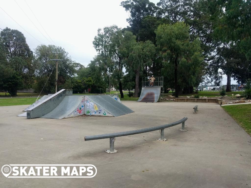 Skateboard Park Mallacoota Vic Aus