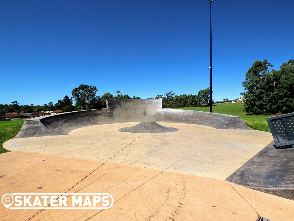 St Helens Park Skatepark