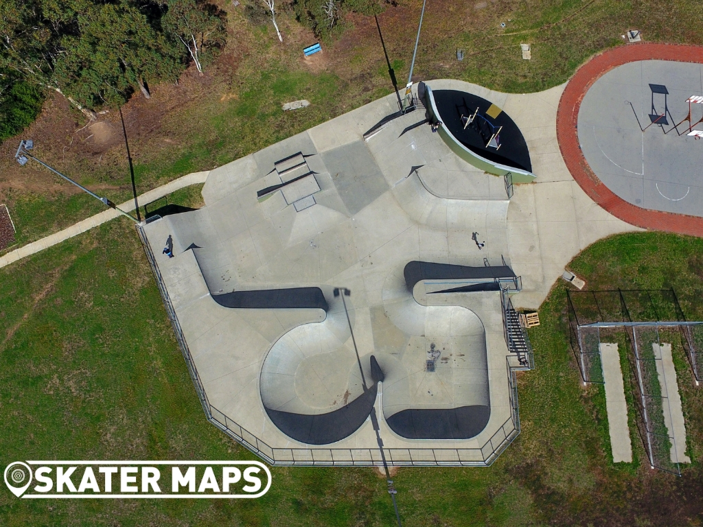 Weston Creek Skatepark